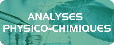 Analyses physico-chimique