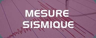 Mesure sismique