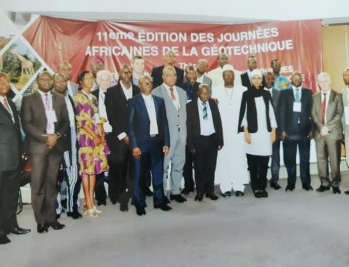 11ème édition des Journées Africaines de la Géotechnique